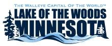 Lake of the Woods Tourism Logo