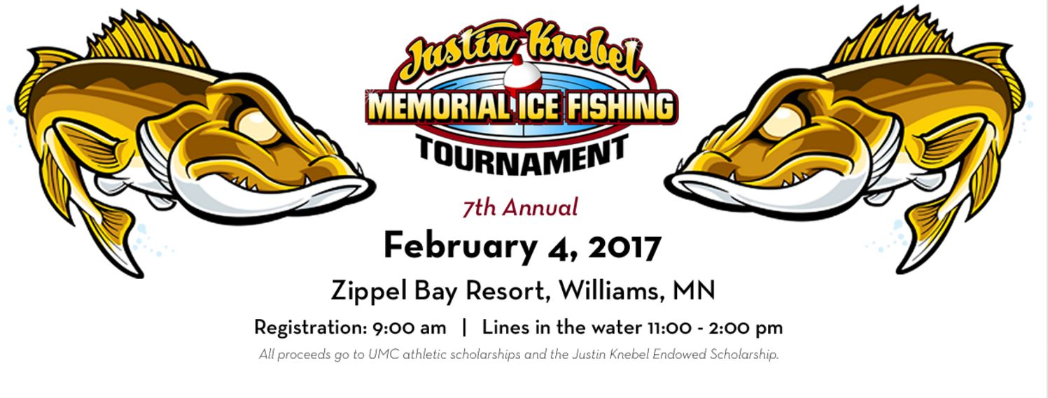 7th annual justin knebel memorial ice fishing tournament for Ice fishing tournaments mn 2017