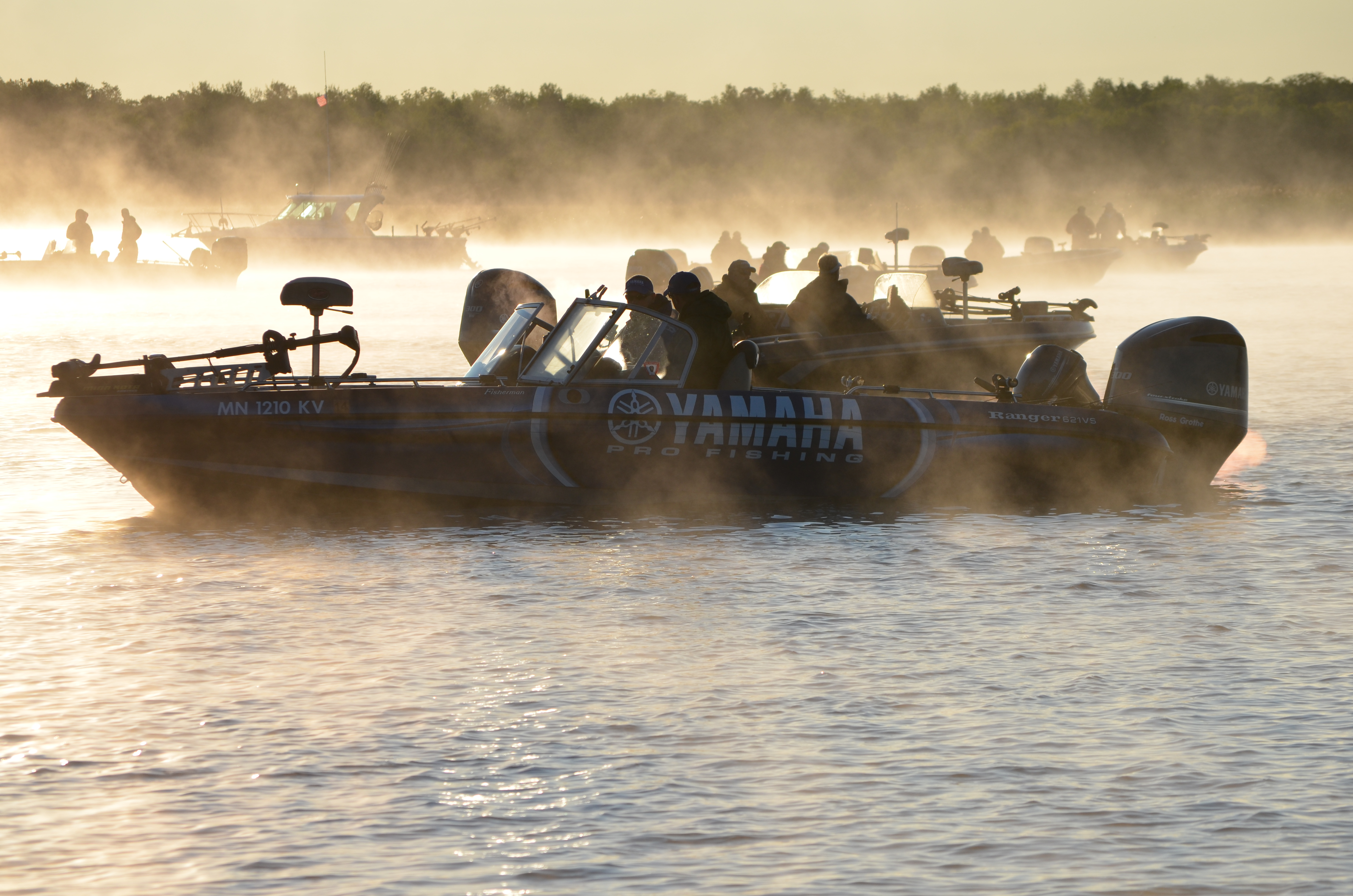 Fishing tournaments coming to Lake of the Woods
