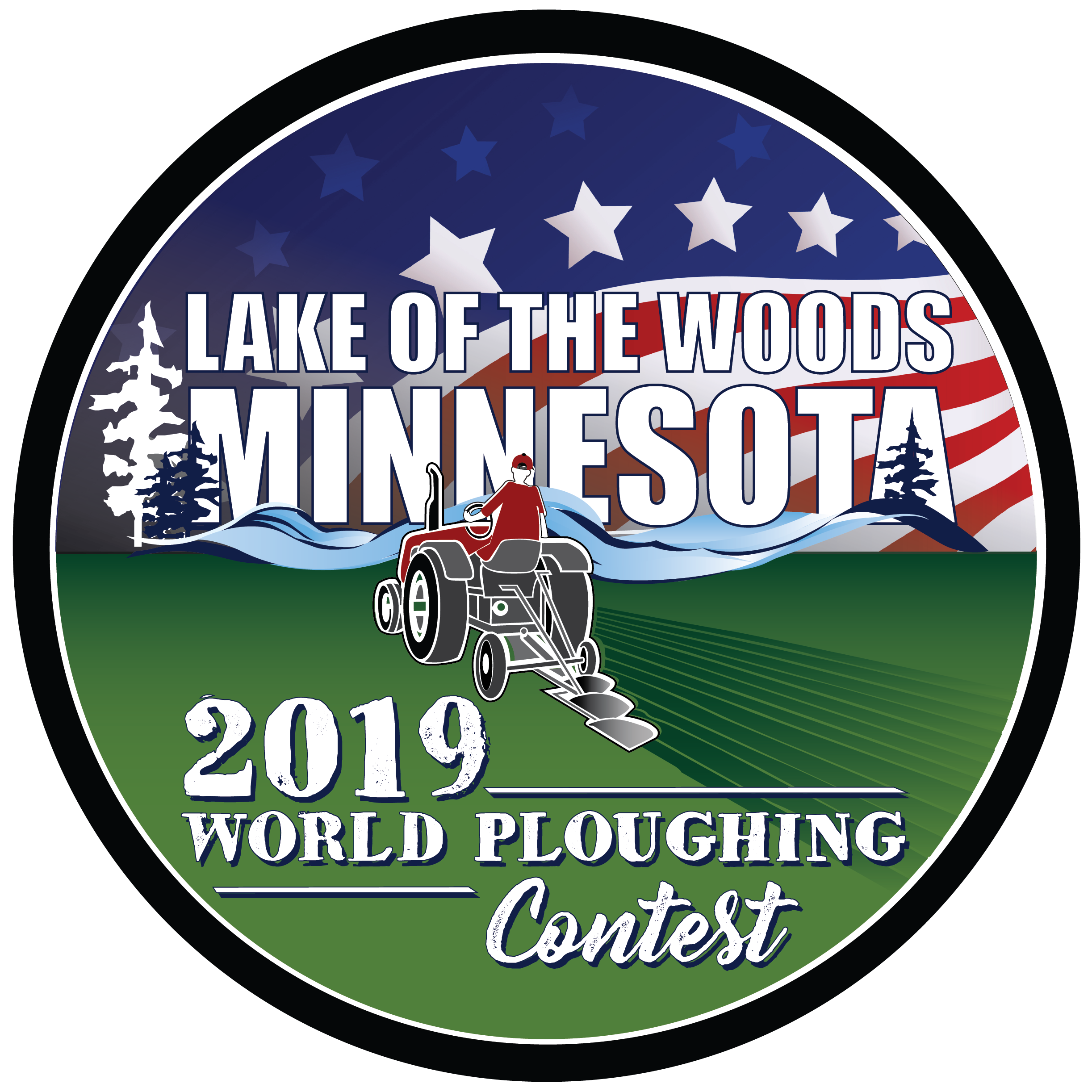 2019 World Ploughing Contest, Lake of the Woods Minnesota