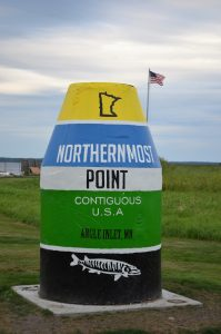 northernmost point buoy